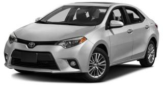 Used 2014 Toyota Corolla LE for sale in Brampton, ON