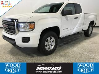 Used 2015 GMC Canyon CLEAN CARFAX, ONE OWNER, REARVIEW CAMERA for sale in Calgary, AB