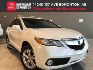 Used 2014 Acura RDX Tech Package | Roof Rails | Leather | Heat Seat for sale in Edmonton, AB