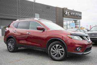 Used 2016 Nissan Rogue SL for sale in St-Hyacinthe, QC