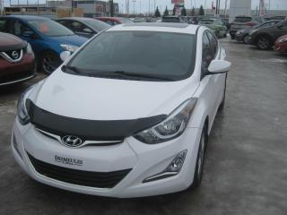 Used 2016 Hyundai Elantra GLS for sale in St-Hyacinthe, QC