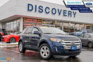 Used 2011 Ford Edge SEL   AWD for sale in Burlington, ON