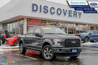 Used 2016 Ford F-150 4x4 - Supercrew XLT - 145