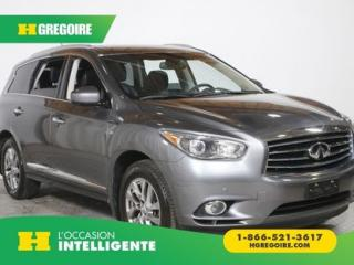 Used 2015 Infiniti QX60 AWD 7 PASS AC GR for sale in St-Léonard, QC