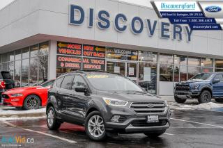 Used 2017 Ford Escape SE FWD for sale in Burlington, ON