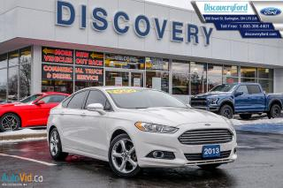 Used 2013 Ford Fusion SE AWD for sale in Burlington, ON