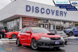 Used 2014 Subaru WRX for sale in Burlington, ON