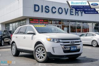 Used 2014 Ford Edge Limited/ AWD, NAVIGATION, ONE OWNER for sale in Burlington, ON