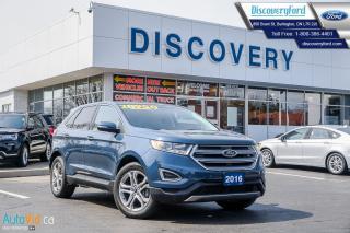 Used 2016 Ford Edge Titanium for sale in Burlington, ON