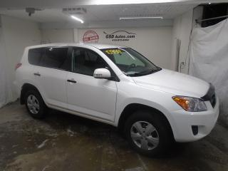 Used 2012 Toyota RAV4 for sale in Ancienne Lorette, QC