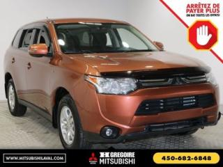 Used 2014 Mitsubishi Outlander V6 AWD for sale in Laval, QC