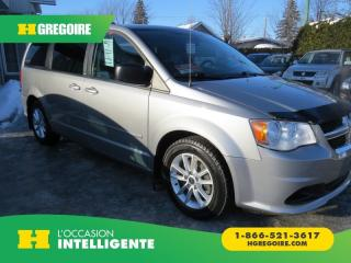 Used 2013 Dodge Grand Caravan SXT AUT A/C MAGS for sale in St-Léonard, QC