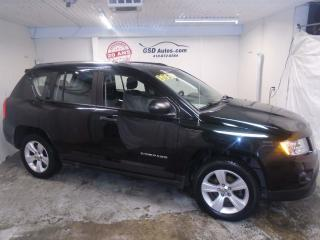 Used 2013 Jeep Compass Sport/North for sale in Ancienne Lorette, QC