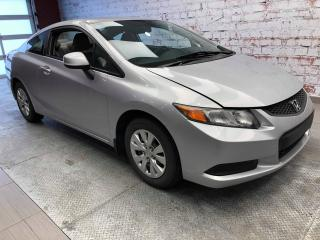 Used 2012 Honda Civic Lx Aut 8 for sale in Sorel-Tracy, QC