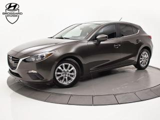 Used 2015 Mazda MAZDA3 Sport Gs Man. Gps Cam De for sale in Brossard, QC