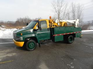 Used 2004 GMC C5500 CRANE WELDER COMPRESSOR for sale in Brantford, ON