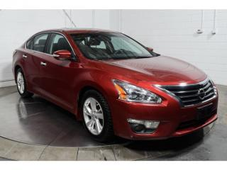 Used 2015 Nissan Altima Sl Tech Pack Cuir for sale in St-Hubert, QC