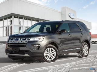 Used 2018 Ford Explorer XLT for sale in Winnipeg, MB