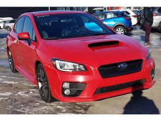 Used 2016 Subaru WRX Awd Cuir Toit Mags for sale in Saint-hubert, QC