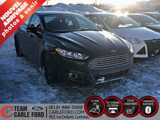 Used 2013 Ford Fusion Ford Fusion Titanium 2013, AWD CUIR, TOI for sale in Gatineau, QC
