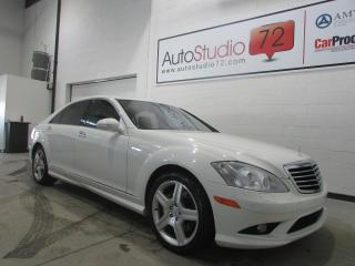 Used 2007 Mercedes-Benz S550 V8**4MATIC**MAG**CUIR for sale in Mirabel, QC