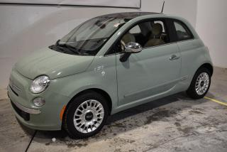 Used 2012 Fiat 500 Sport Lounge Cuir for sale in Sherbrooke, QC