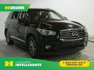 Used 2015 Infiniti QX60 AWD 4DR CUIR TOIT for sale in St-Léonard, QC