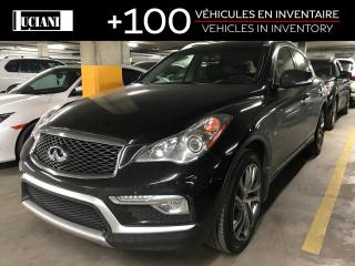 Used 2017 Infiniti QX50 PREMIUM for sale in Montréal, QC