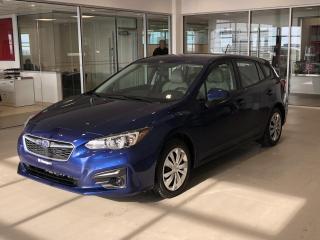 Used 2017 Subaru Impreza Commodité à hayon 5 portes CVT for sale in Beauport, QC