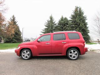 Used 2011 Chevrolet HHR LT- LOW KILOMETERS for sale in Thornton, ON