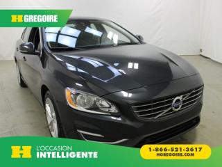 Used 2015 Volvo S60 T5 Premier Plus AWD for sale in St-Léonard, QC