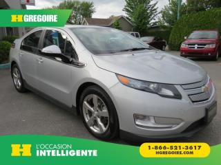 Used 2014 Chevrolet Volt 5DR HB AUT CUIR MAGS for sale in St-Léonard, QC