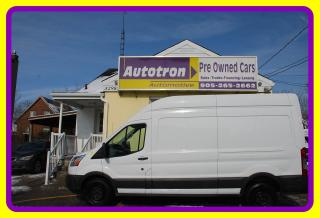 Used 2015 Ford Transit 250 EXT. HIGH ROOF, Loaded, Diesel for sale in Woodbridge, ON