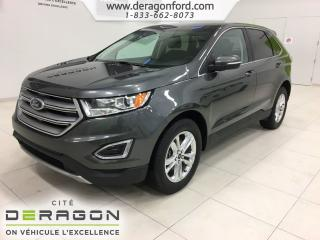 Used 2016 Ford Edge Sel Awd Touring for sale in Cowansville, QC