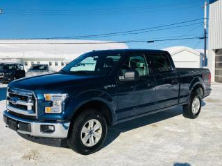 Used 2017 Ford F-150 XLT CREW CAB for sale in Rouyn-Noranda, QC