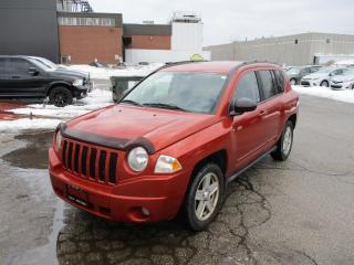 Used 2010 Jeep Compass North Edition~4WD~ALLOY RIMS~CERTIFIED for sale in Toronto, ON