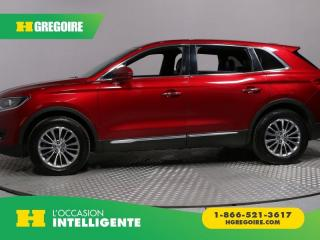 Used 2016 Lincoln MKX SELECT CUIR NAV MAGS for sale in St-Léonard, QC