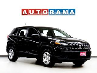 Used 2016 Jeep Cherokee 4x4 North BACK UP CAMERA for sale in Toronto, ON