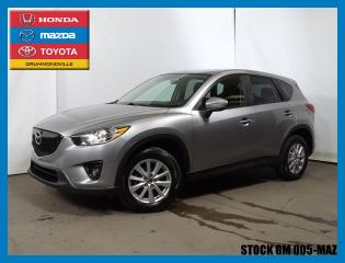 Used 2014 Mazda CX-5 GS AWD for sale in Drummondville, QC