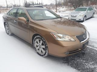 Used 2008 Lexus ES 350 for sale in Stittsville, ON