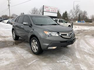 Used 2007 Acura MDX for sale in Komoka, ON