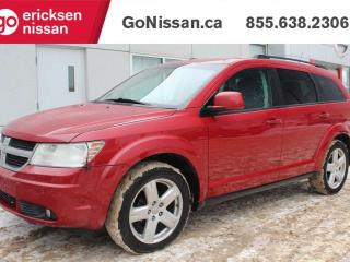 Used 2010 Dodge Journey SXT: AUTOMATIC, POWER WINDOWS, POWER LOCKS for sale in Edmonton, AB
