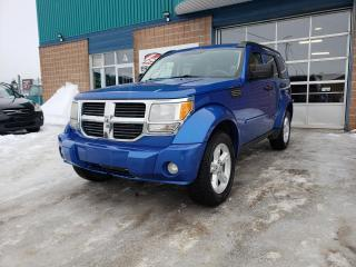 Used 2007 Dodge Nitro for sale in St-Eustache, QC