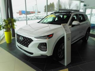 Used 2019 Hyundai Santa Fe 2.0T Luxe TI for sale in St-Georges, QC
