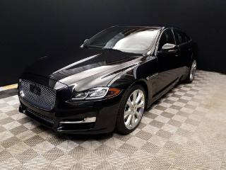 Used 2016 Jaguar XJ for sale in Edmonton, AB
