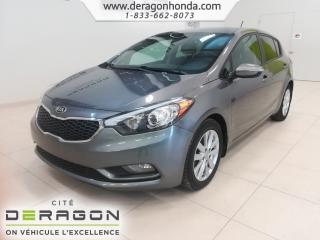 Used 2015 Kia Forte5 A/C for sale in Cowansville, QC