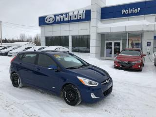 Used 2016 Hyundai Accent GLS for sale in Val-D'or, QC