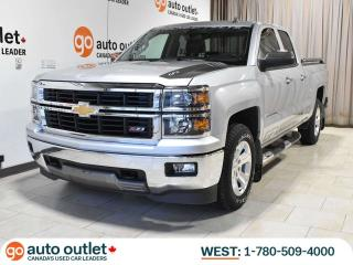 Used 2014 Chevrolet Silverado 1500 1LT 4x4 Double Cab; Heated Seats, Backup Camera for sale in Edmonton, AB
