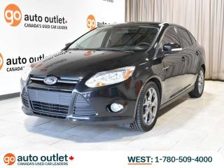 Used 2013 Ford Focus ONE OWNER SE; Auto, NAV, Sony Sound System for sale in Edmonton, AB