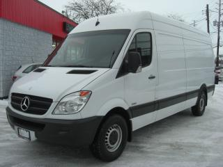 Used 2013 Mercedes-Benz Sprinter 2500 High Roof EXT Diesel 170' for sale in London, ON